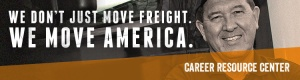We don't just move freight, we move America. YRC Freight Career Resource Center