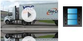 YRC Freight tractor-trailer